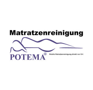 Logo - Matratzenreinigung-Potema