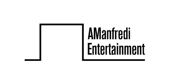 Logo AManfredi Entertainment