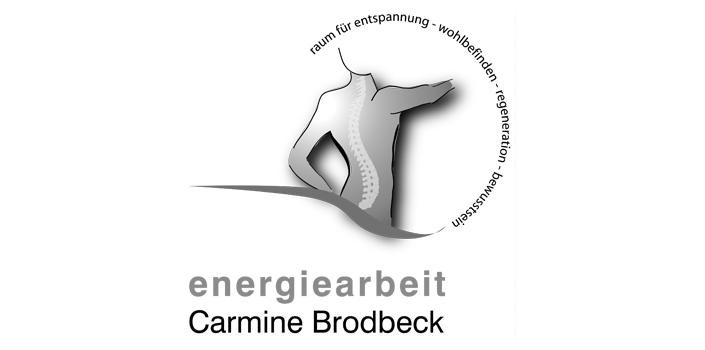 Logo energiearbeit Carmine Brodbeck