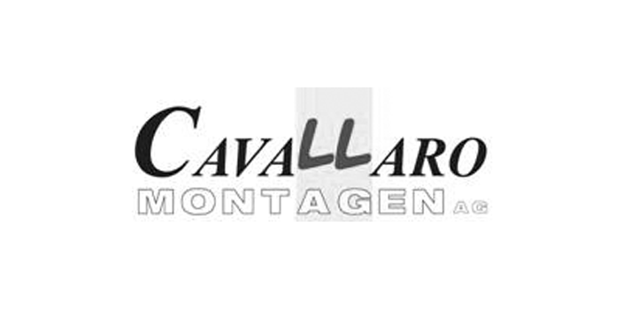 Logo Cavallaro Montagen AG