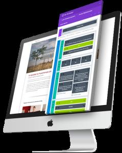 Wordpress selbständige Pflege der Inhalte