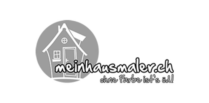 Logo Meinhausmaler.ch