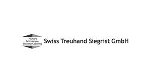 Logo - Swiss Treuhand Siegrist GmbH