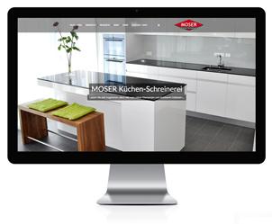 Webdesign mit Shop für Schreinerei