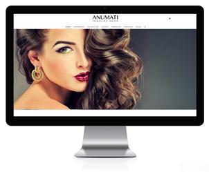 Online-Shop für Schmuck