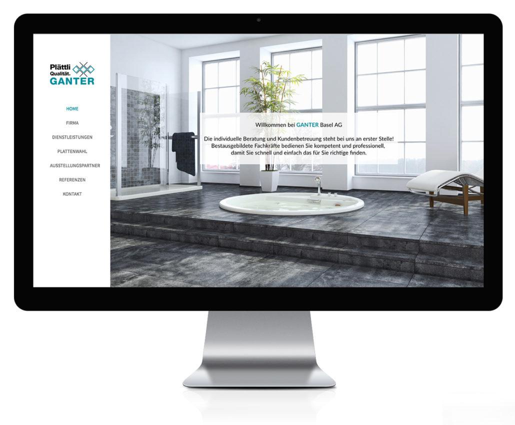 Webdesign Referenzen, Homepage Vorlage, Webseite erstellen