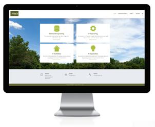 Webseite für Informatiker